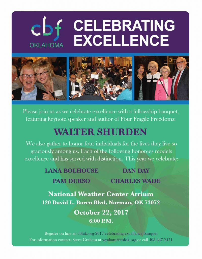 FLYER-2017 Celebrating Excellence